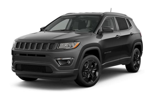 2019 Jeep Compass Altitude 4x4 – Cold Weather Group