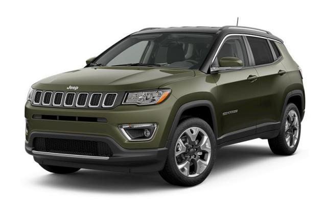 For Sale in Victoria: New 2019 Jeep Compass Limited SUV at Wille Dodge Chrysler Ltd. on Vancouver Island near Duncan