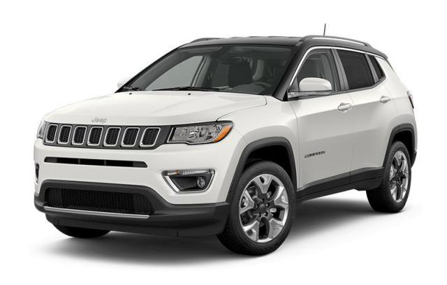 2019 Jeep Compass Limited 4x4 – NAV, Advanced Safety, Safety & Security, Power L