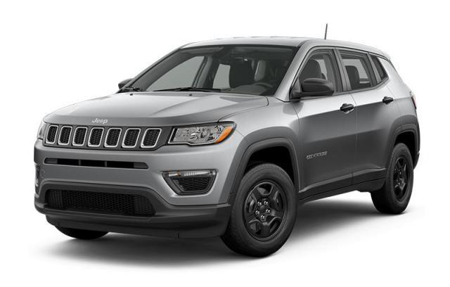 For Sale in Victoria: New 2019 Jeep Compass Sport SUV at Wille Dodge Chrysler Ltd. on Vancouver Island near Duncan