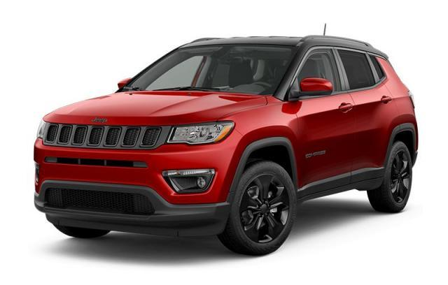 For Sale in Victoria: New 2019 Jeep Compass Altitude SUV at Wille Dodge Chrysler Ltd. on Vancouver Island near Duncan