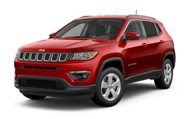 For Sale in Victoria: New 2019 Jeep Compass North SUV at Wille Dodge Chrysler Ltd. on Vancouver Island near Duncan