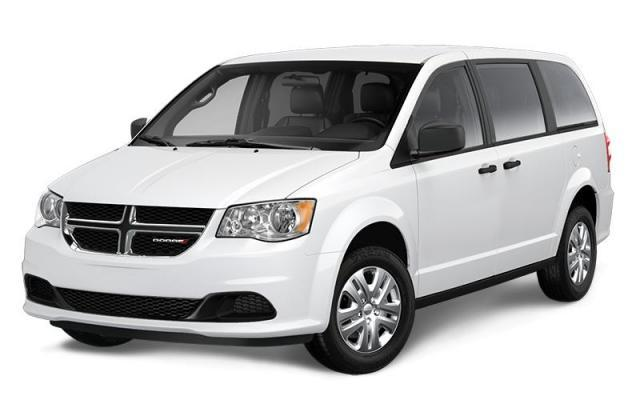 2019 Dodge Grand Caravan Canaa Value Package Like New Van