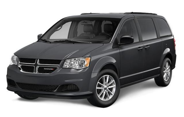 2019 Dodge Grand Caravan SXT Plus Van 2C4RDGBG4KR503988