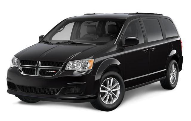 2019 Dodge Grand Caravan SXT Plus backup camera bluetooth Van