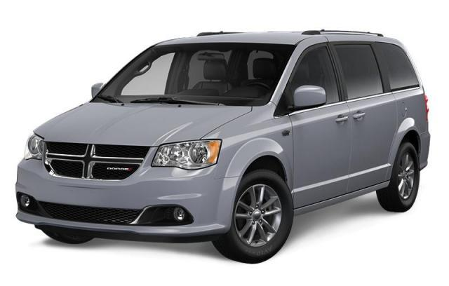 2019 Dodge Grand Caravan Édition 35e anniversaire Mini-Fourgonnette