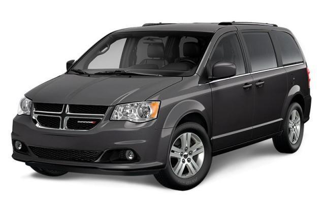 2019 Dodge Grand Caravan Crew, Cruise Control, Bluetooth, Backup Cam Van