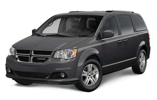 2019 Dodge Grand Caravan Crew Plus MINI-VAN, PASSENGER