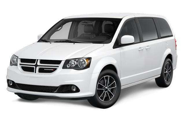 2019 Dodge Grand Caravan GT – Safety Sphere, DVD, NAV, Roof Rack, Load Leveling