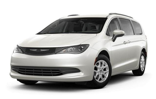 2019 Chrysler Pacifica Touring Van