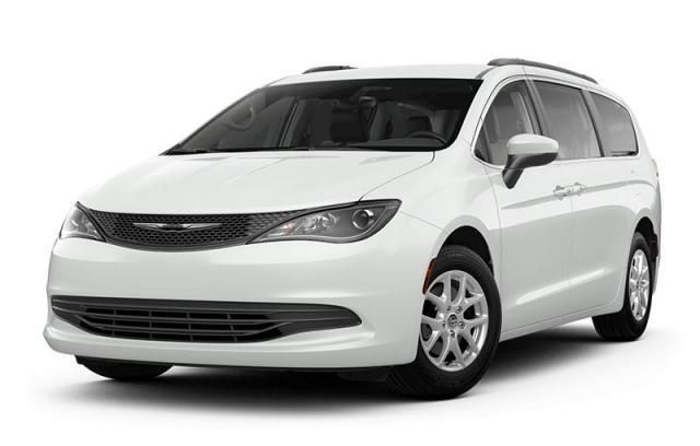 2019 Chrysler Pacifica Touring Van