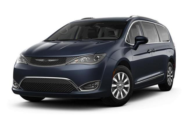 New 2019 Chrysler Pacifica Touring-L Plus Van for sale in Victoria BC at Wille Dodge Chrysler Ltd.