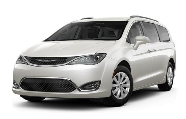 2019 Chrysler Pacifica Touring Plus Van