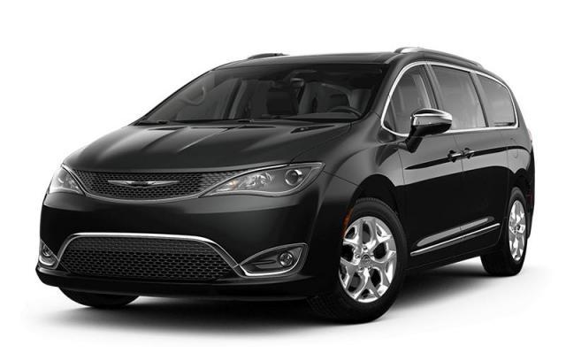 2019 Chrysler Pacifica Limited DVD 360 view cam leather Van