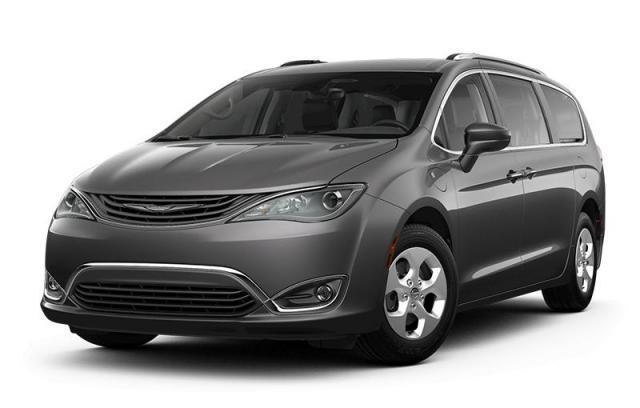 New 2019 Chrysler Pacifica Hybrid Touring-L Van for sale in Victoria BC at Wille Dodge Chrysler Ltd.