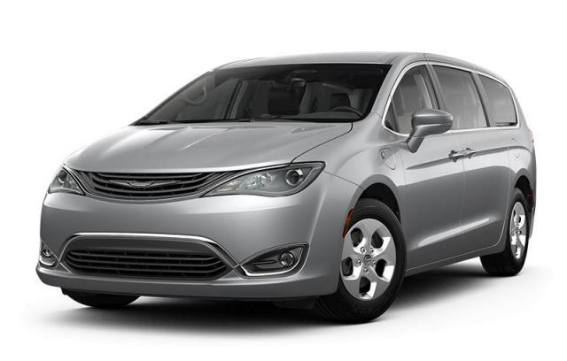 2019 Chrysler Pacifica Hybrid Touring Plus Van