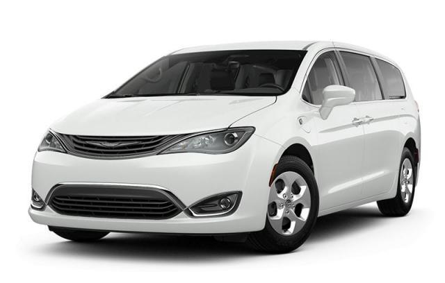 2019 Chrysler Pacifica Hybrid Touring Plus Van