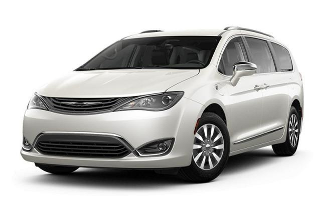 2019 Chrysler Pacifica Hybrid Limited Van
