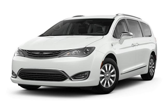 2019 Chrysler Pacifica Hybrid Limited 19-9701