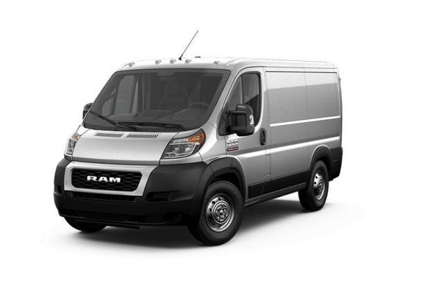 2019 Ram ProMaster 1500 Low Roof 118 in. WB Van Cargo Van