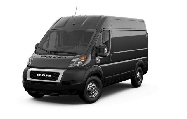2019 Ram ProMaster 1500 High Roof 136 in. WB Van Cargo Van