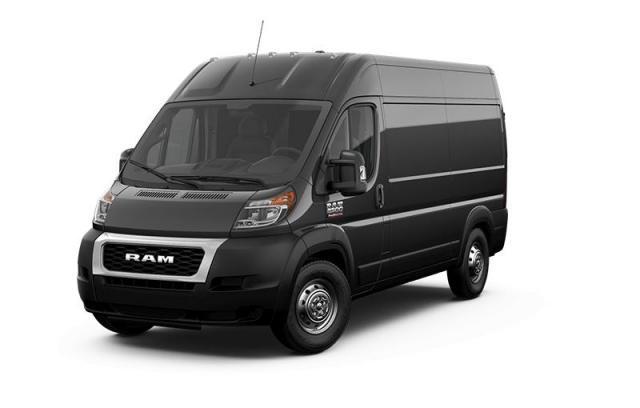 2019 Ram ProMaster 2500 High Roof 136 in. WB Van Cargo Van