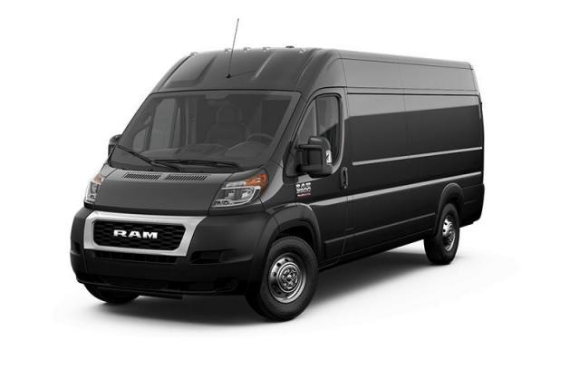 2019 Ram ProMaster 3500 High Roof Extended 159 in. WB Van Extended Cargo Van