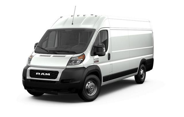 2019 Ram ProMaster 3500 High Roof Extended 159 in. WB Cargo Van