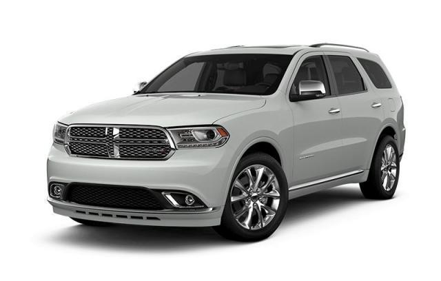 2019 Dodge Durango Citadel SUV