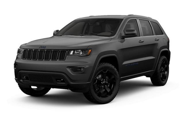 2019 Jeep Grand Cherokee Upland Edition SPORT UTILITY