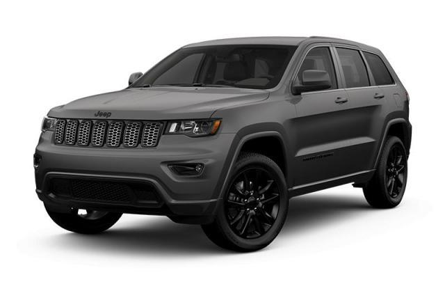 New 2019 Jeep Grand Cherokee Altitude SUV For Sale Estevan, SK