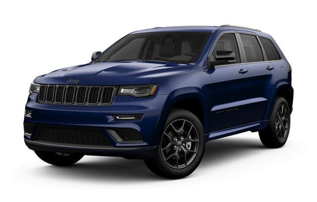 2019 Jeep Grand Cherokee Limited X SPORT UTILITY
