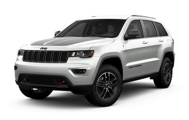2019 Jeep Grand Cherokee Trailhawk SUV
