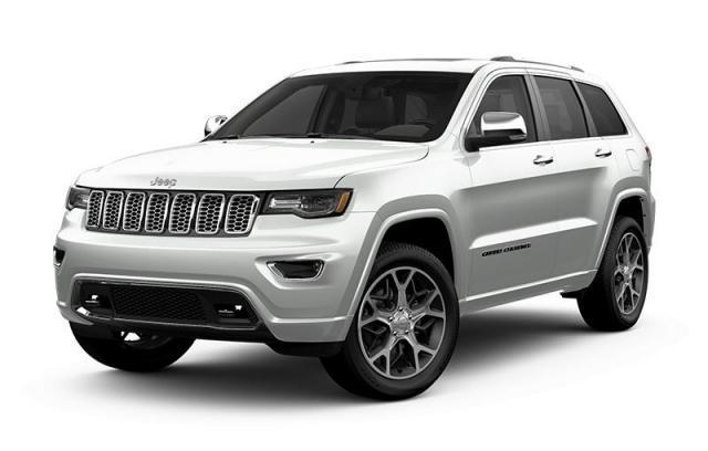 2019 Jeep Grand Cherokee Overland VUS