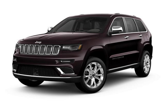 2019 Jeep Grand Cherokee SUMMIT 4X4|HeatLeatherSeat/Wheel|Panoroof SUV