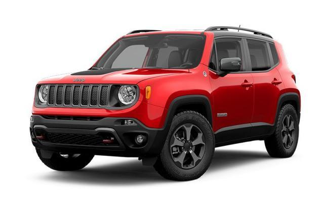 2020 Jeep Renegade Trailhawk SUV