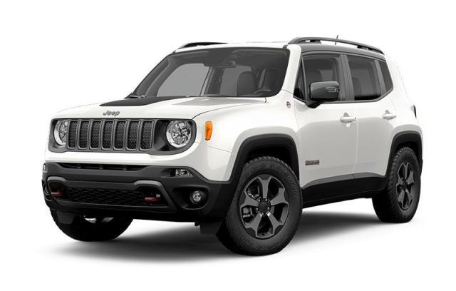 2020 Jeep Renegade Trailhawk Trailhawk 4x4