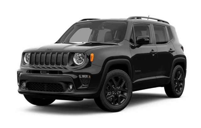 2020 Jeep Renegade Altitude SUV