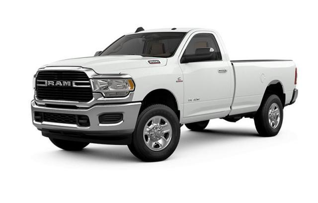 2020 Ram 3500 Big Horn Truck Regular Cab
