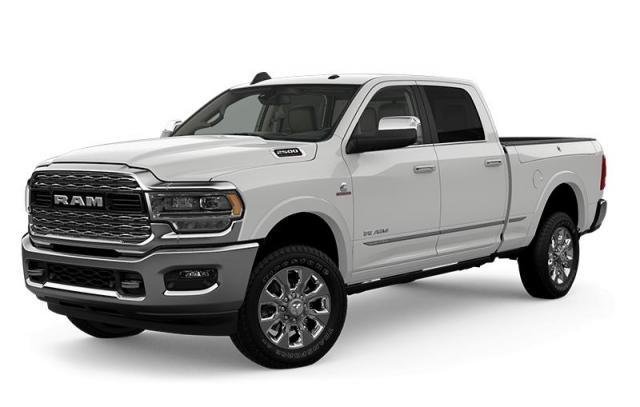 2020 Ram 2500 Limited Truck Crew Cab