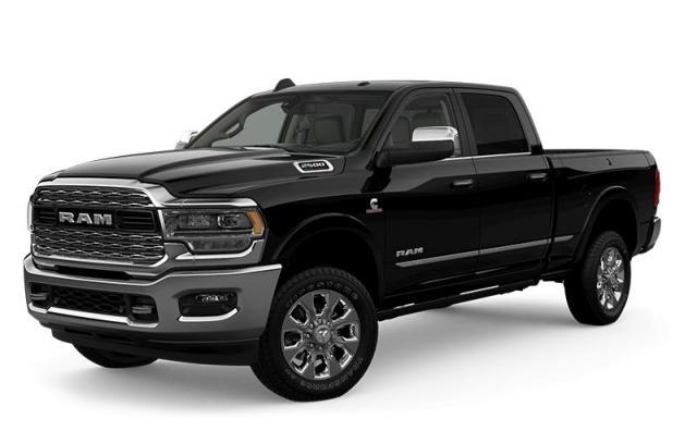 2020 Ram 2500 Limited Black Appearance Truck Crew Cab