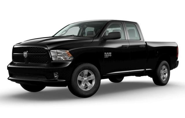New 2020 Ram 1500 Classic Express Truck Quad Cab for sale in Victoria BC at Wille Dodge Chrysler Ltd.