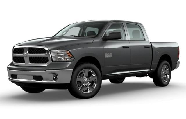 New 2020 Ram 1500 Classic ST Truck Crew Cab for sale in Victoria BC at Wille Dodge Chrysler Ltd.