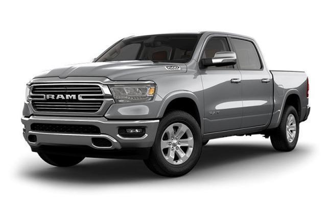 """2020 Ram 1500 Laramie 4X4 Panoroof*BackUpCam*12""""Touchscreen Truck Crew Cab"""