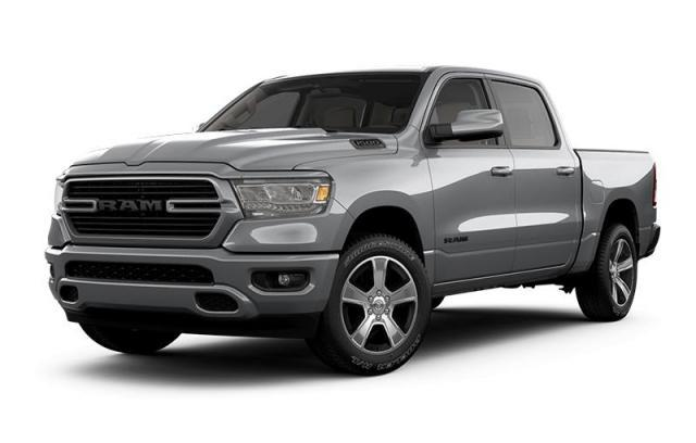 2020 Ram 1500 Night Edition 4x4 Crew Cab