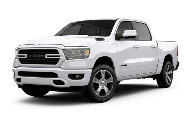 2020 Ram 1500 Night Edition Crew Cab