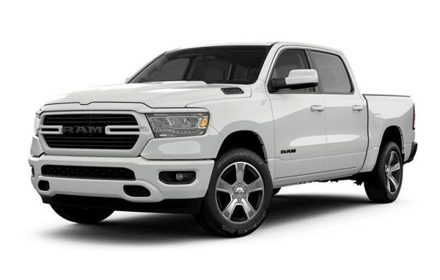New 2020 Ram 1500 Sport Truck Crew Cab for sale in Victoria BC at Wille Dodge Chrysler Ltd.