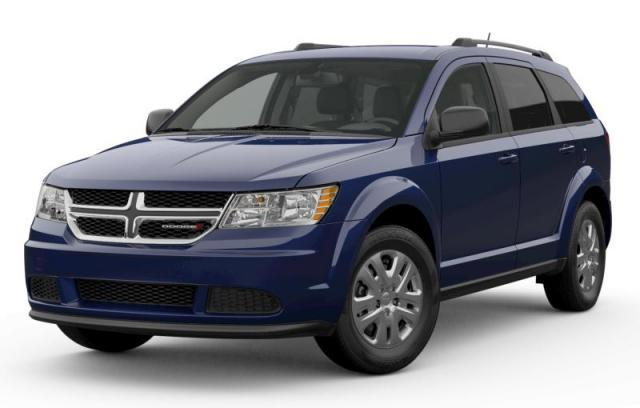 2020 Dodge Journey Canada Value Package VUS