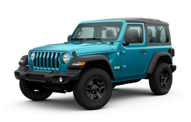 2020 Jeep Wrangler Sport 4X4 SUV