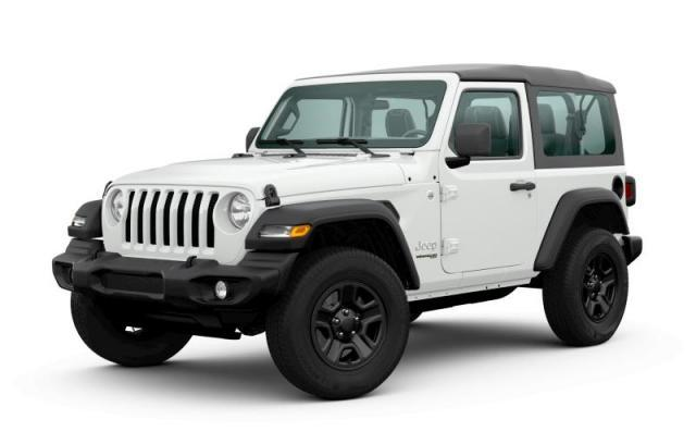New 2020 Jeep Wrangler Sport SUV for sale in Victoria BC at Wille Dodge Chrysler Ltd.